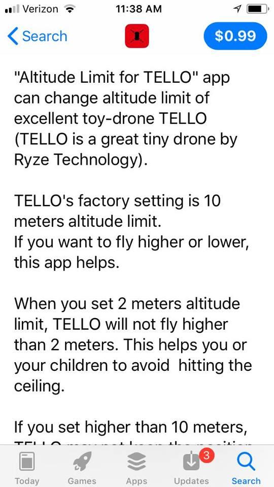 Dji Tello App