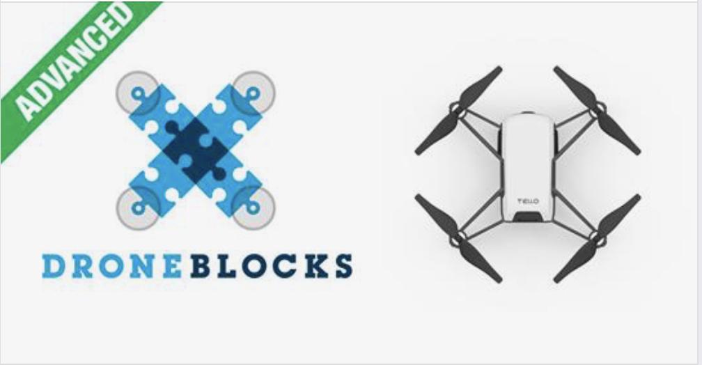 Free DJI Tello Programming Course at DroneBlocks