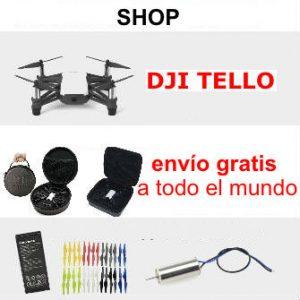 DJI Tello Shop